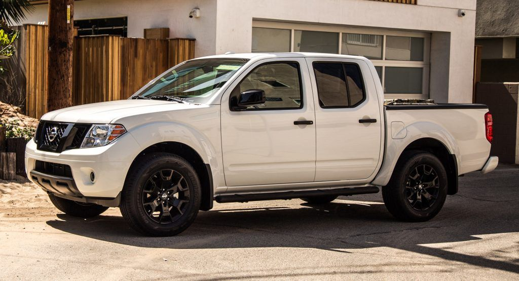 2021 Nissan Frontier To Look Like A Baby Titan Feature All-New 3.8-Liter V6 Engine