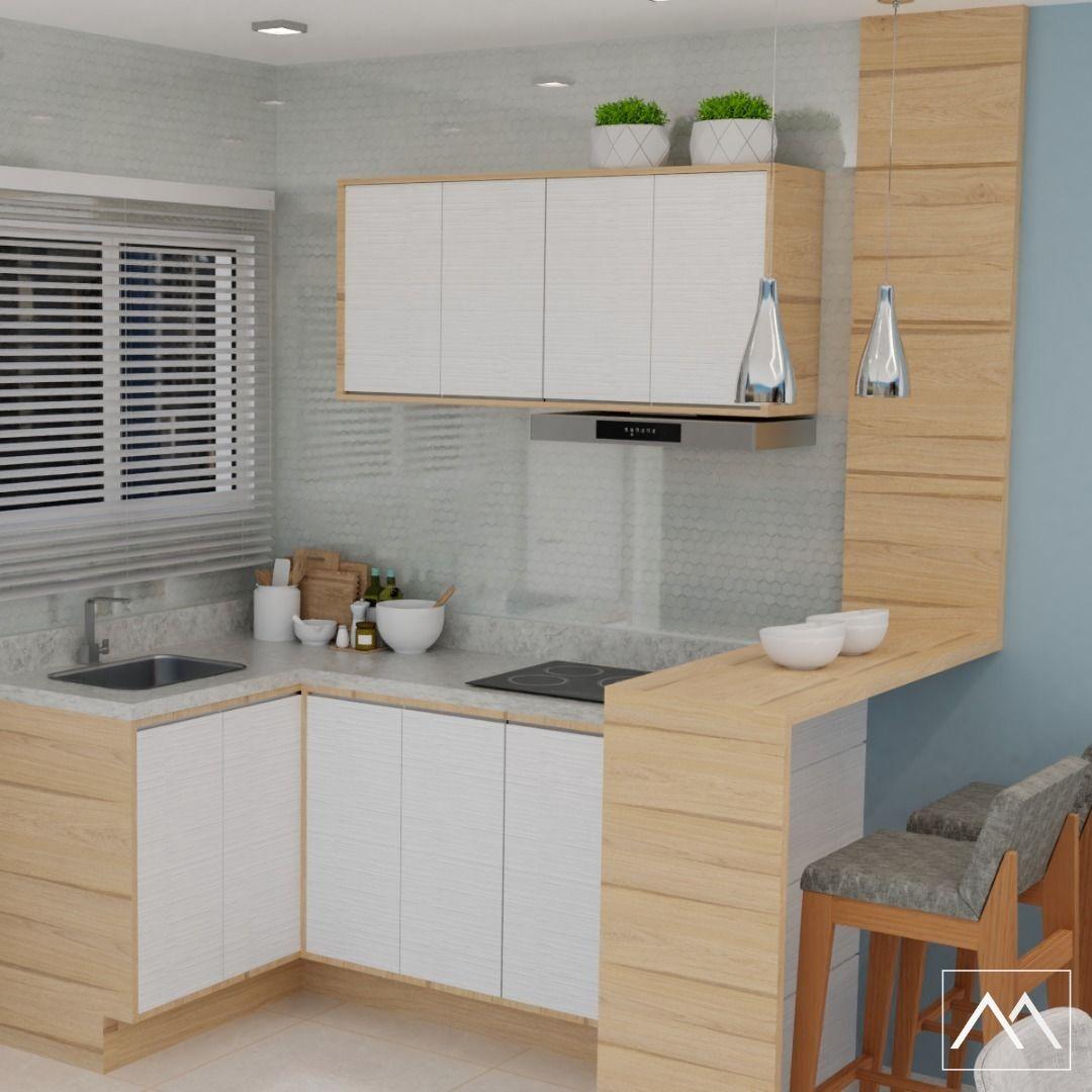 Cozinha Cozinha Pequena Sala De Jantar Mesa De Jantar Quadrada