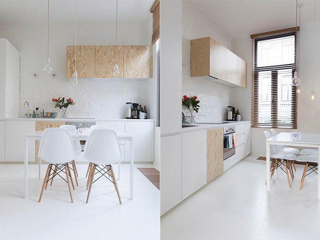 decoraci n minimalista en un piso de 40 metros cuadrados