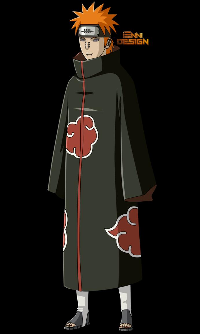 Full Pain Akatsuki Body