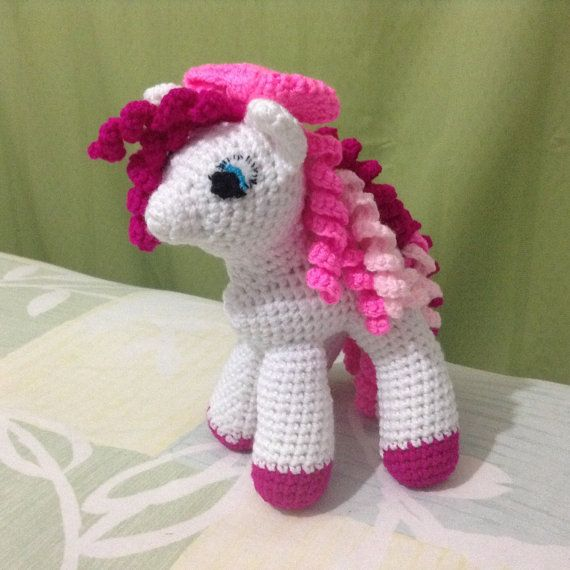 My little pony.  por BissohongFam en Etsy