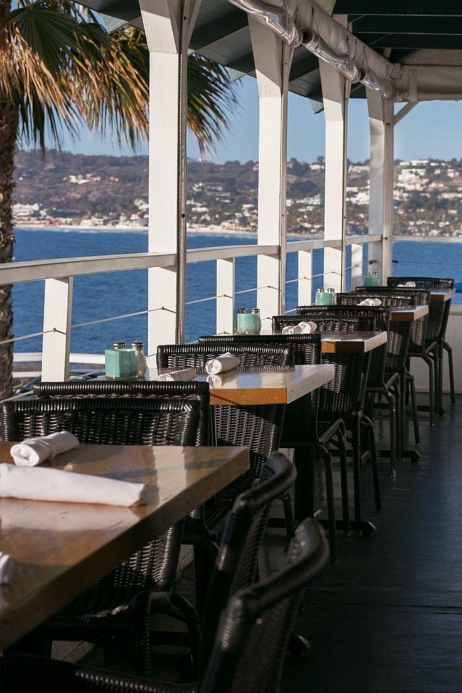 Brockton Villa Restaurant La Jolla California