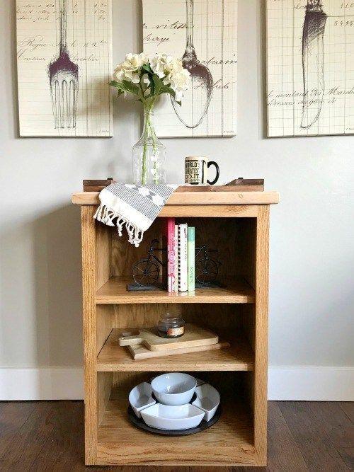 DIY Simple Bookshelf  wwwwoodshopdiari