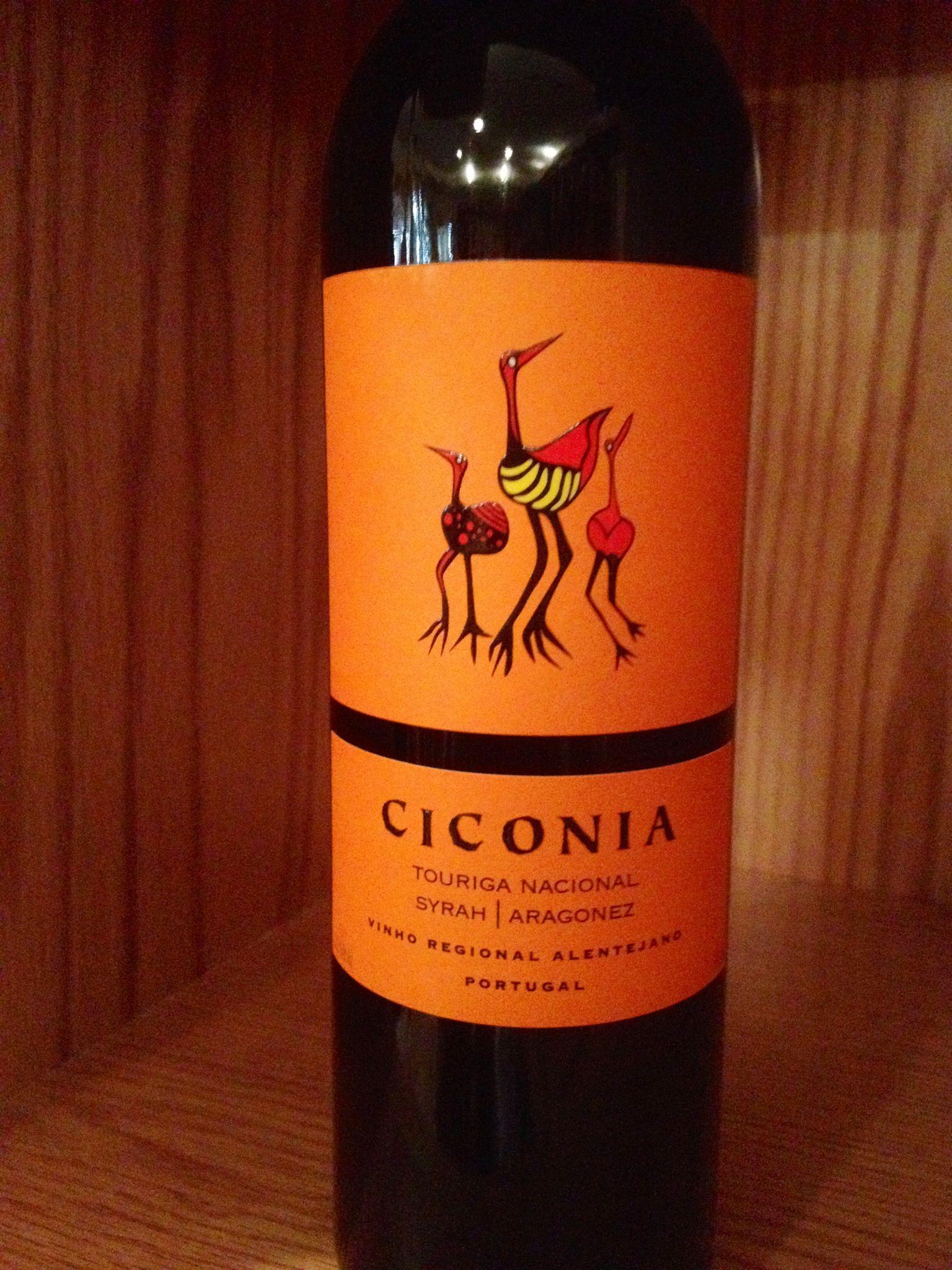 Ciconia Alentejo Syrah Wine Wine Top