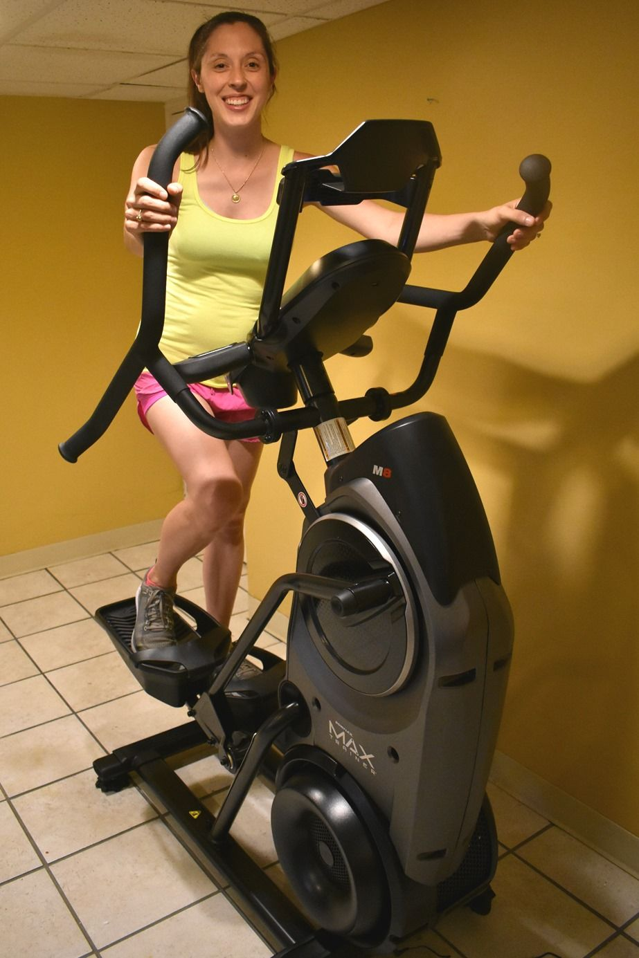My Plan For Getting Back Into Fitness Bowflex Max Trainer