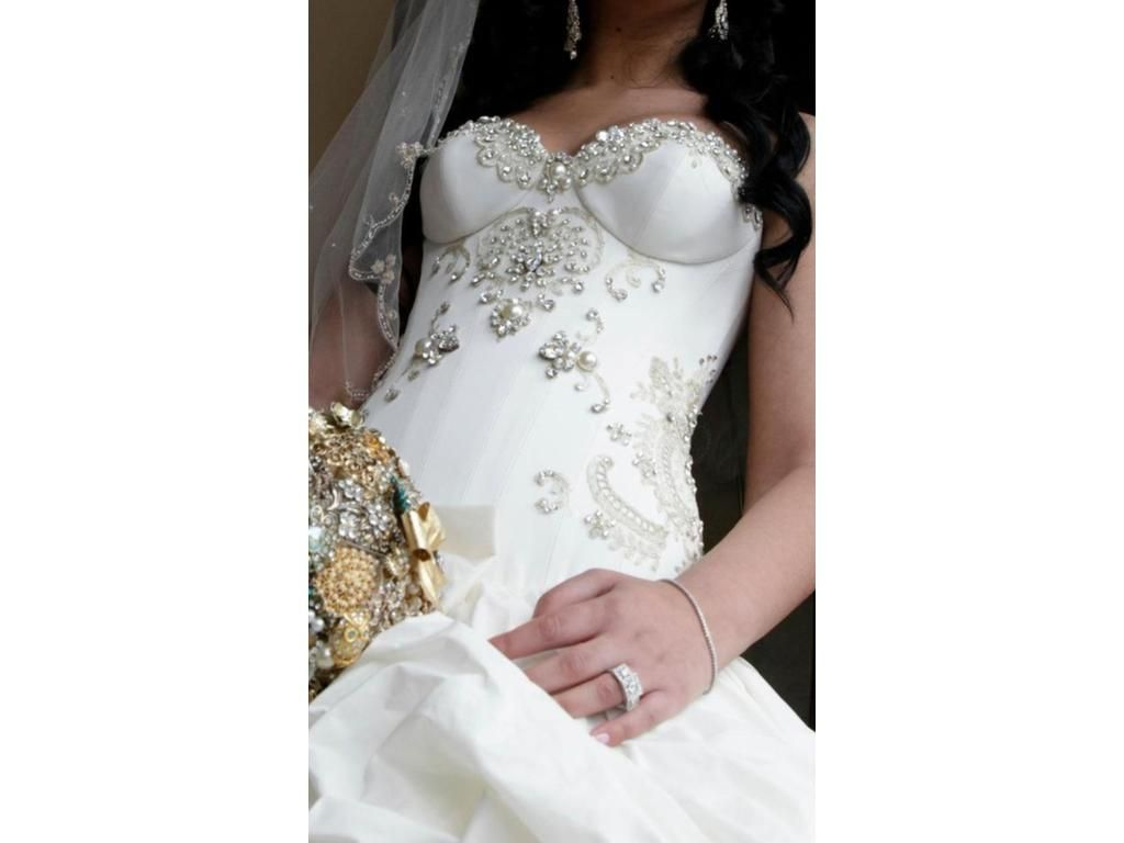 Other Innataly Bridal Couture, $3,500 Size: 4 | New (Altered) Wedding Dresses