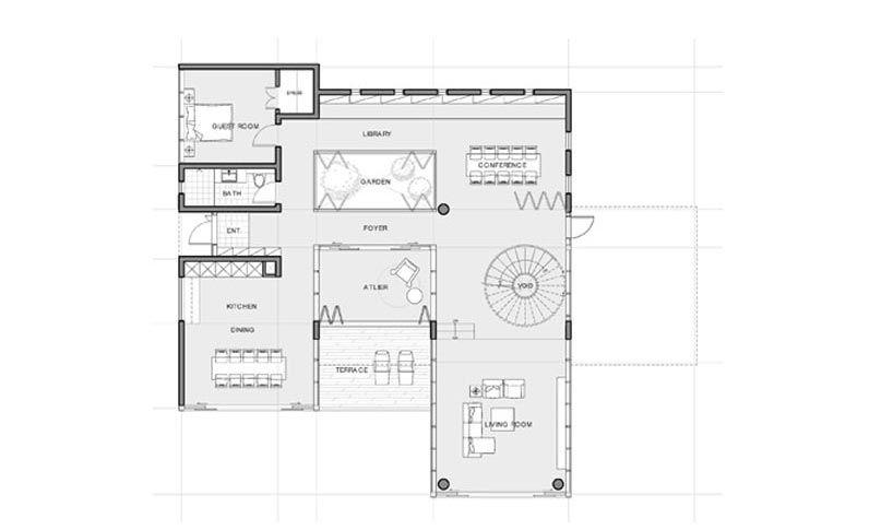 planning korea: the objet house on jeju island | jeju island