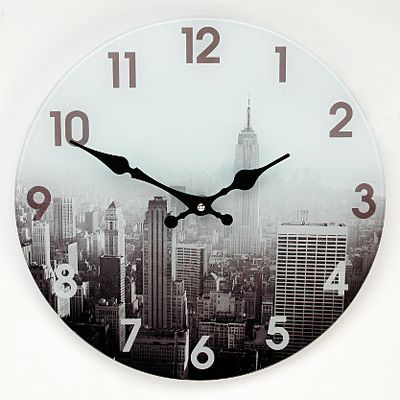 New York Clock Really Wanna Turn My Room Into New York