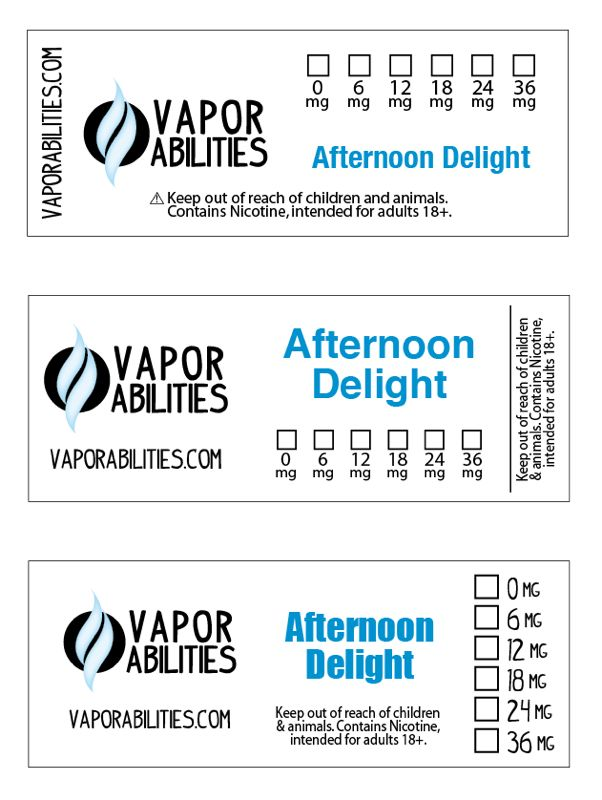 New Label Design! #vape #VapeCommunity #vaping #vapor #eliquid #eLiquids #eliquide #eJuice #ecigs #eJuice #ecigarette #ecigarettes #electroniccigarettes #ecig #vapingcommunity