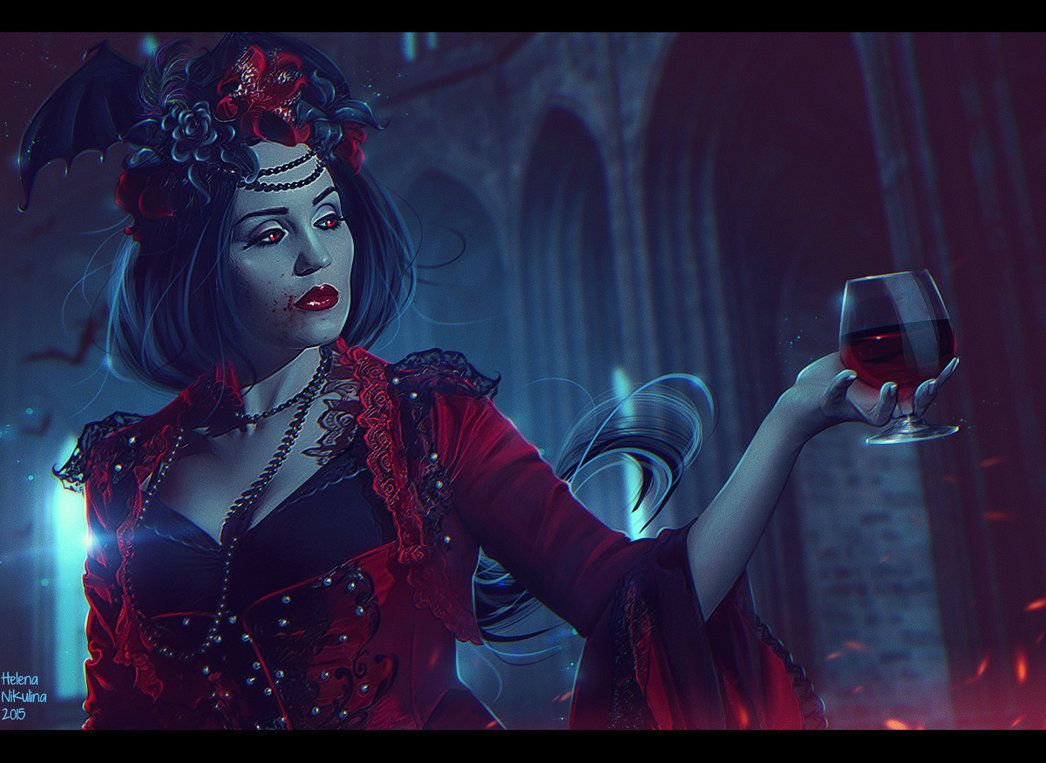 Countess Bathory + Video by Nikulina-Helena on DeviantArt ...