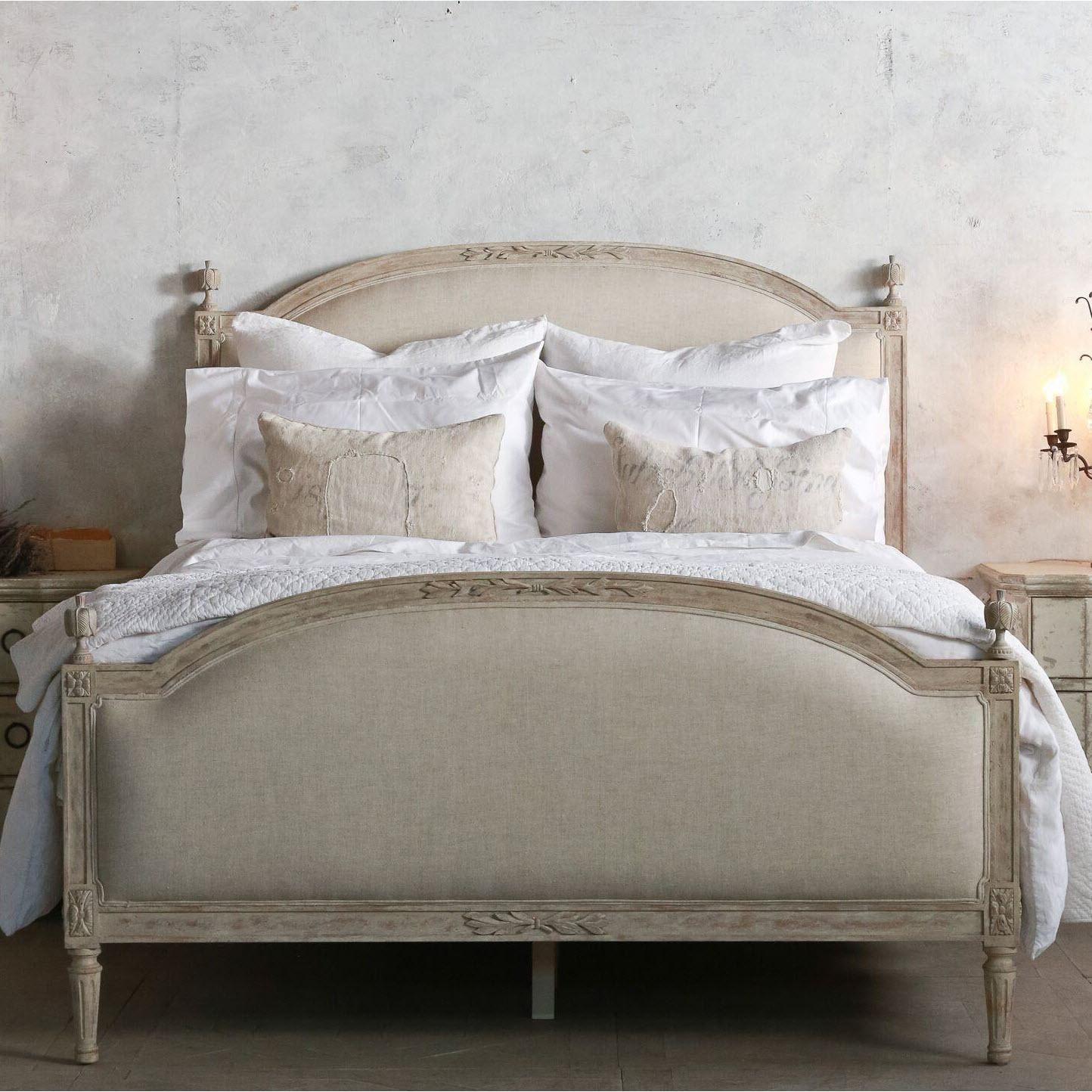 Best Eloquence S Dauphine Queen Bed With Elegant Swedish 400 x 300