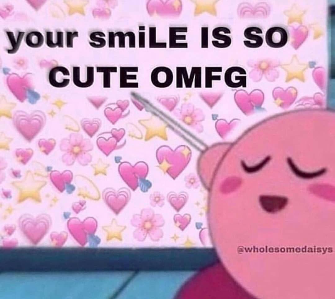 Pin By Holl On Heart Eyes With Images Cute Love Memes Cute