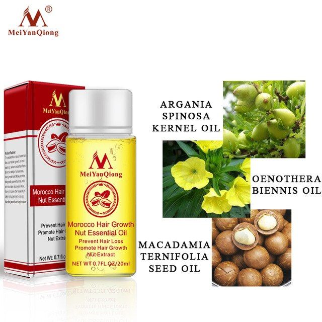 New Arrival Andrea Hair Growth Products Ginger Oil Hair Growth Grow Faster #fasterhairgrowth