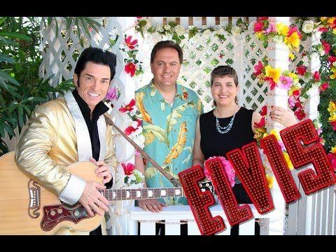Elvis Wedding Renewal Of Vows In Las Vegas At Cupids Chapel 201