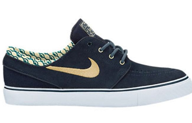 Preview: Nike SB Zoom Stefan Janoski Navy & Pecan