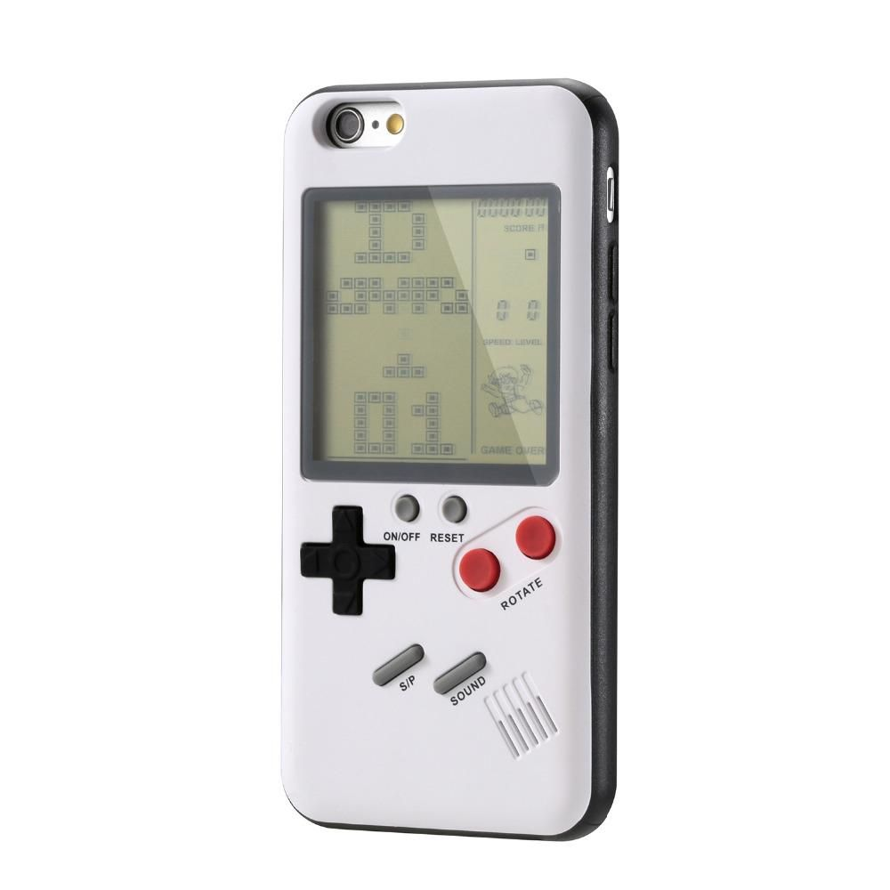 lowest price 81bdc cd51d Playable Retro Phone Case | Phone Cases | Gameboy iphone, Iphone ...