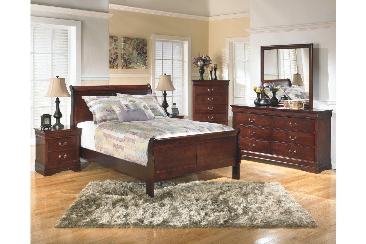Alisdair Full Sleigh Bed Ashley Furniture HomeStore