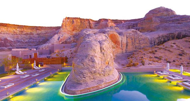 Aman Resorts Utah Bolder Places I Need To Go Pinterest And Amazing Hotels