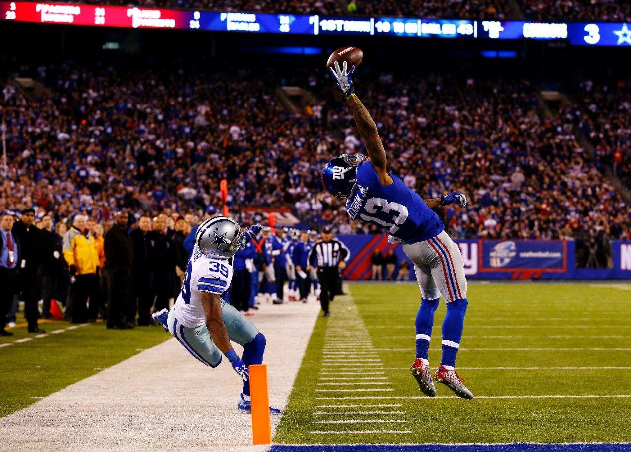 Odell Beckham Jr. Makes Greatest Catch Ever Odell