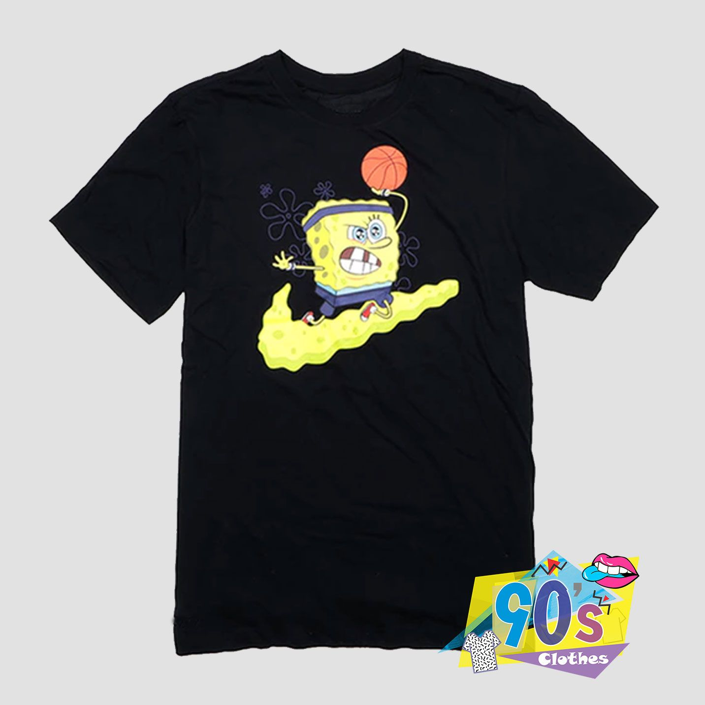 Spongebob Playing Ball Parody Nike Funny T shirt #adventlustigerster