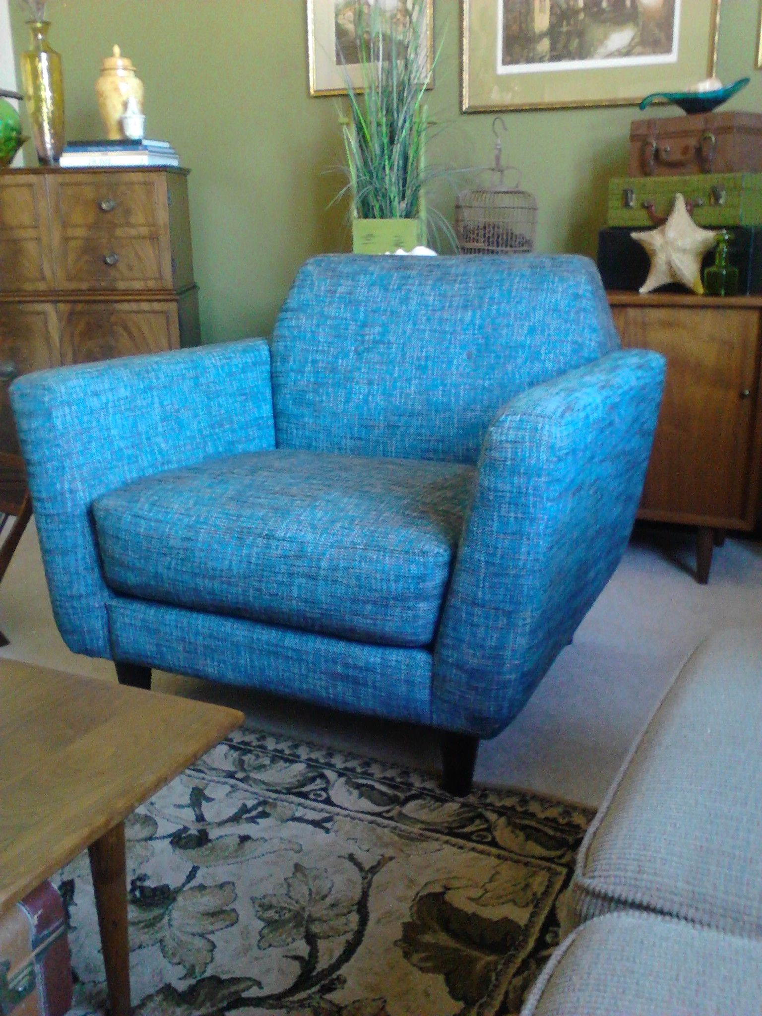 My new chair that looks 60's!
