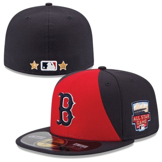 Boston Red Sox New Era All Star Game Diamond Era On Field 59fifty