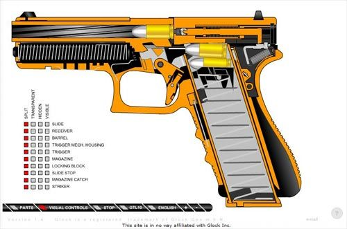 updated glock function diagram show and tell. Black Bedroom Furniture Sets. Home Design Ideas
