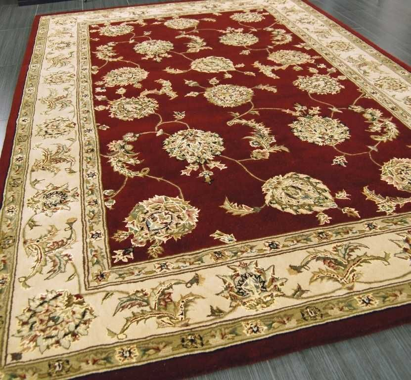 Nourison 2000 2022 Lacquer Red Rugs Modern