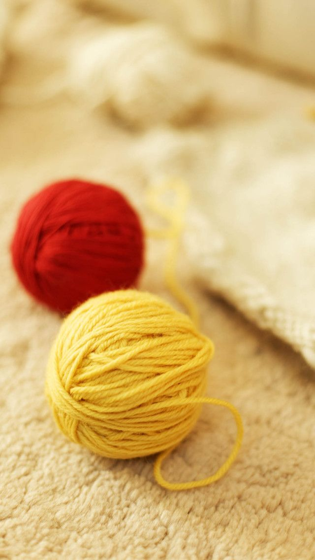Red And Yellow Balls Of Yarn Wallpaper Free Iphone Wallpapers Yellow Cottage Free Iphone Wallpaper Iphone Wallpaper