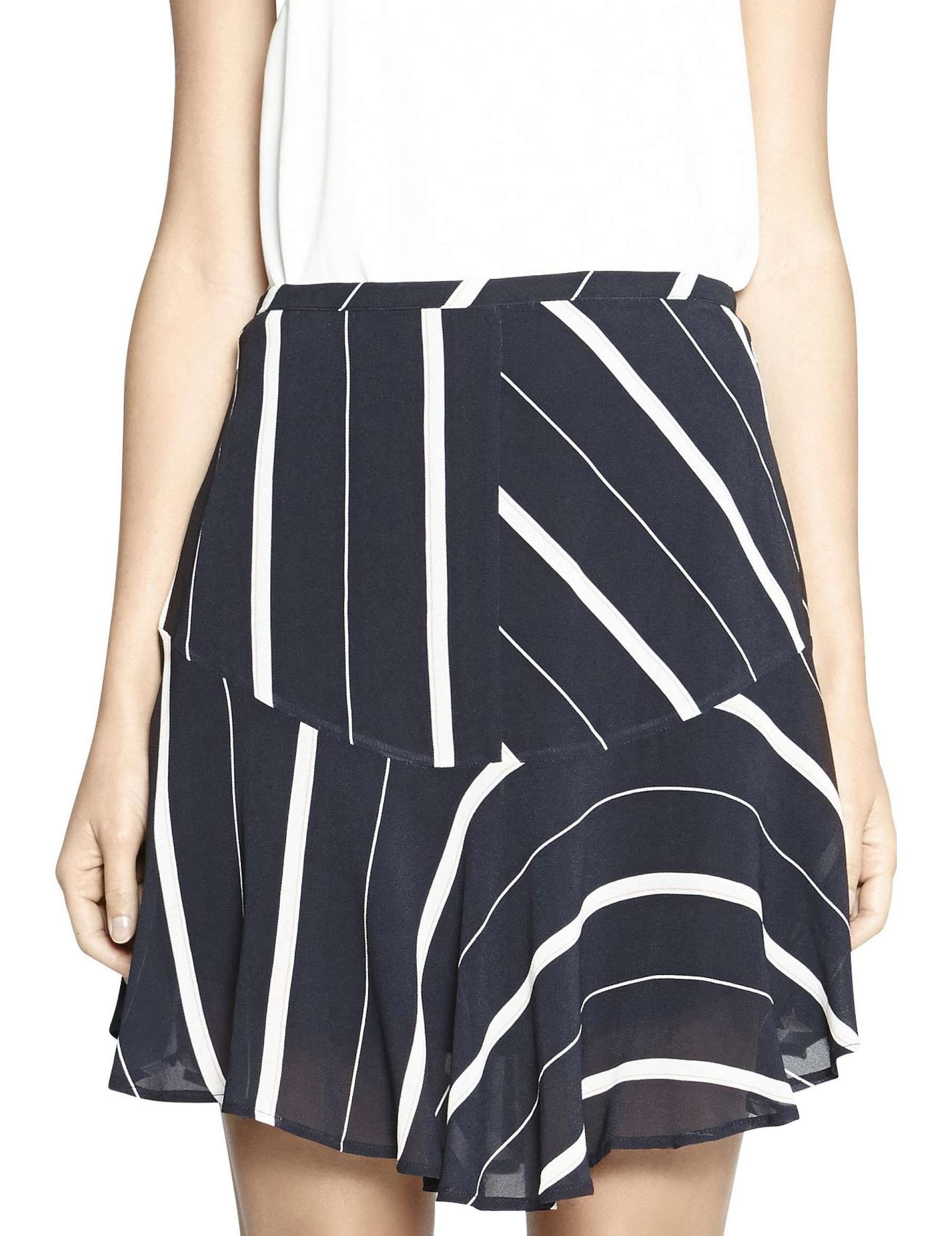 David Jones CAMILLA AND MARC Diffuse Skirt Fashion