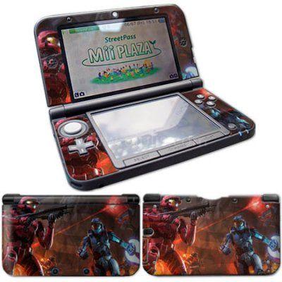 Autocollant Skin 3DS XL/ LL   Halo 3