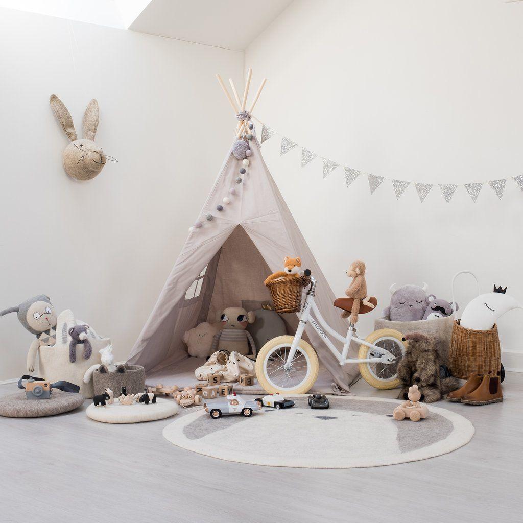 The Glittery World Of Silver Bedroom Ideas: Silver Glitter Flag Garland By Meri Meri