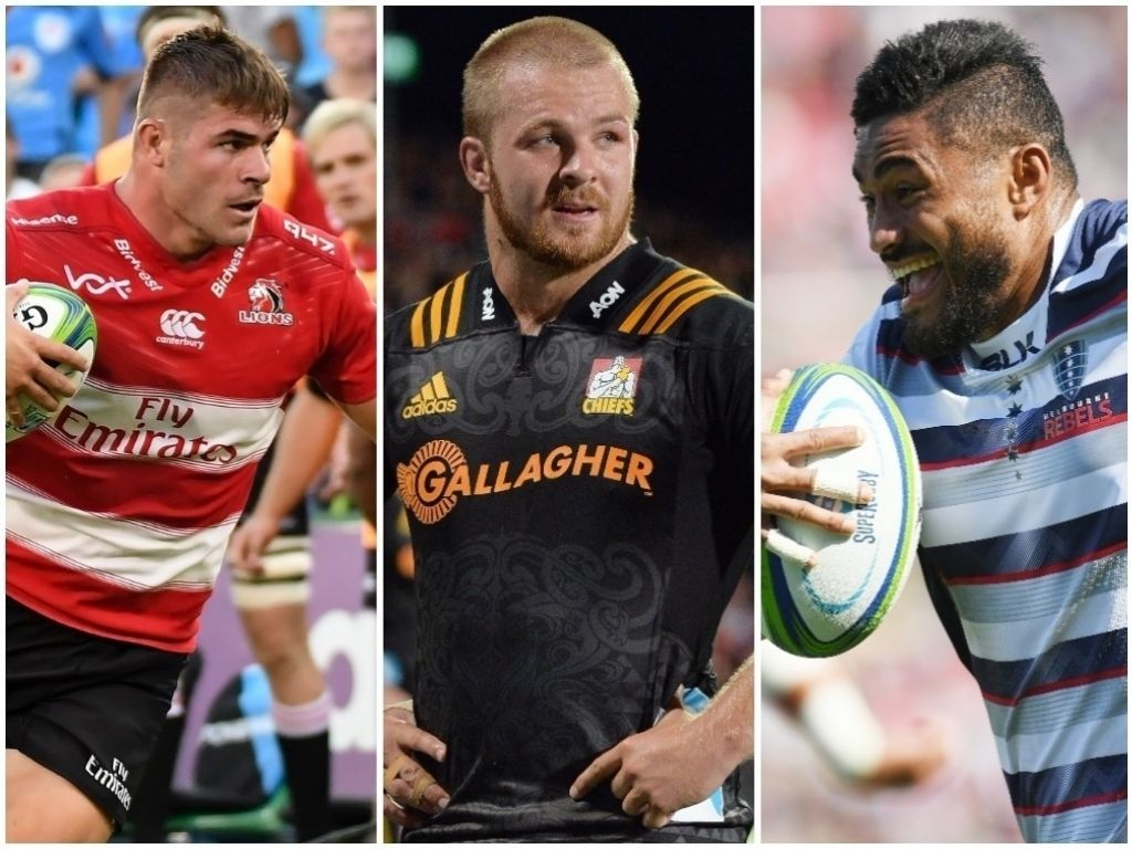 Team Of The Week Super Rugby Round 3 Planet