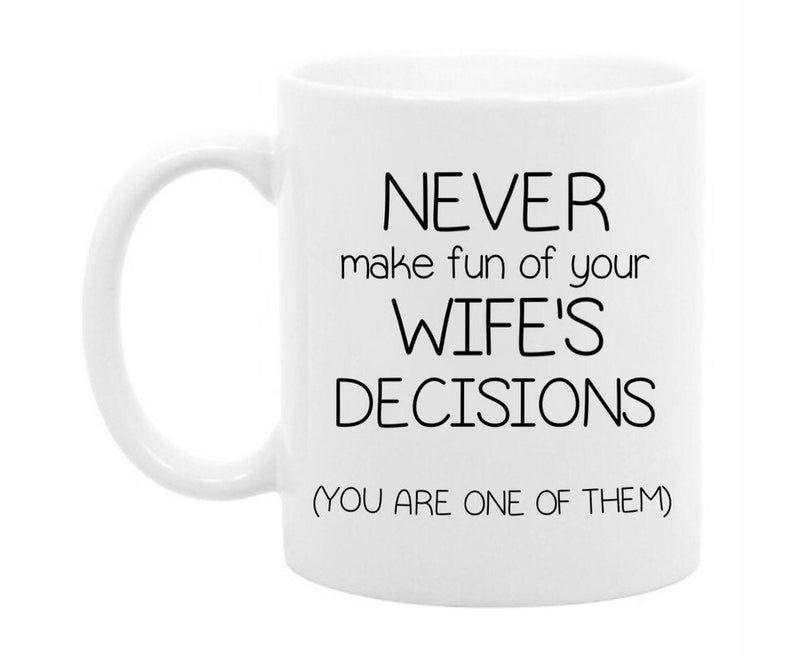 Funny Gift For Husband - Funny Coffee Mug - Gift For Him - Unique Gift Idea - Funny Gift - Funny Coffee Cup - Christmas Gift - Birthday Gift