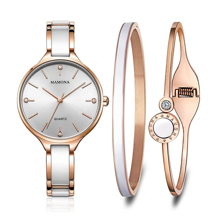 f4b6e553470 GLADIATOR MAMONA SILK Women s Elegant Watch   Bracelet Set em 2019 ...