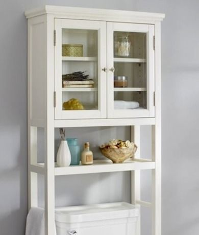 Narrow Shelves Or A Cabinet Thatu0027s Not Too Deep Are Great Ways To Make Use  Of