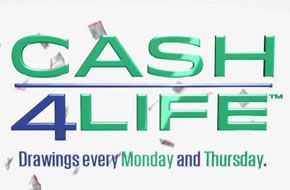 New York Cash4Life Lottery, Winning lottery ticket