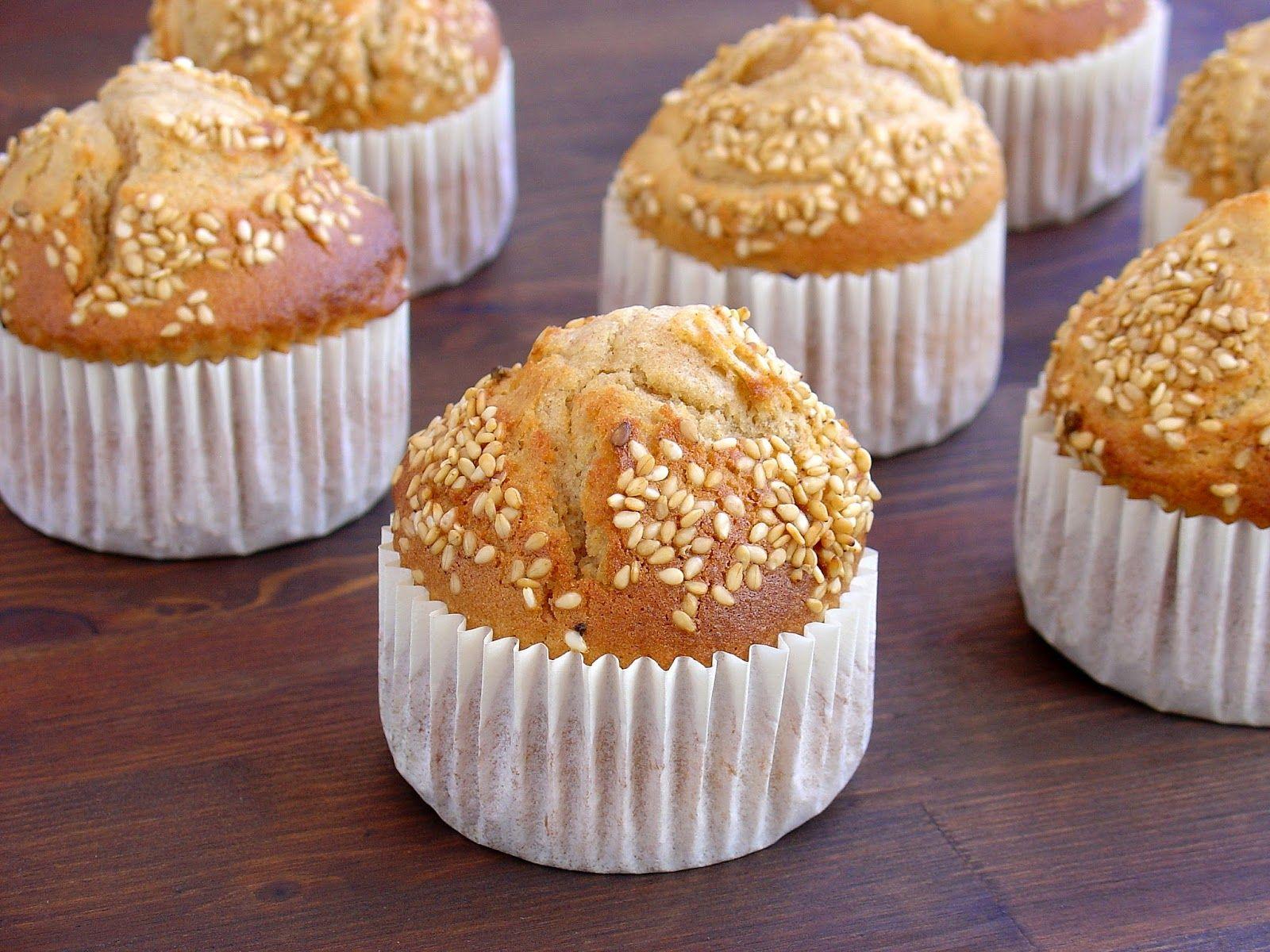Ma Petite Boulangerie: Magdalenas de espelta