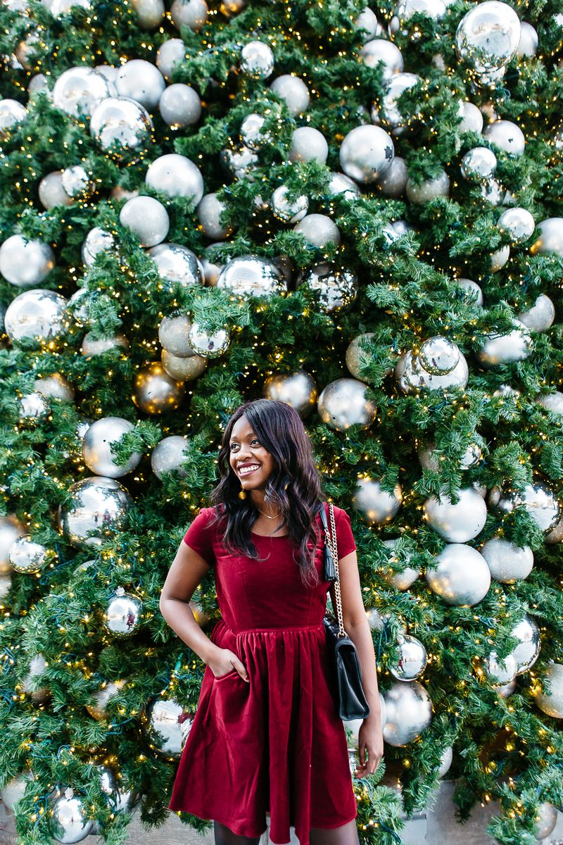 For the christmas, red - is one of the best colors   #xmas #christmasdress #christmasoutfits