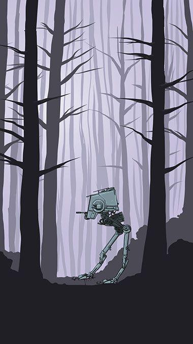 Star Wars Iphone Screens Star Wars Wallpaper Star Wars Background Walker Star Wars