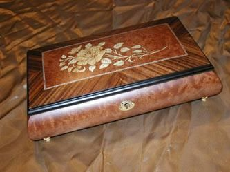 10+ Jewelry music box made in italy information