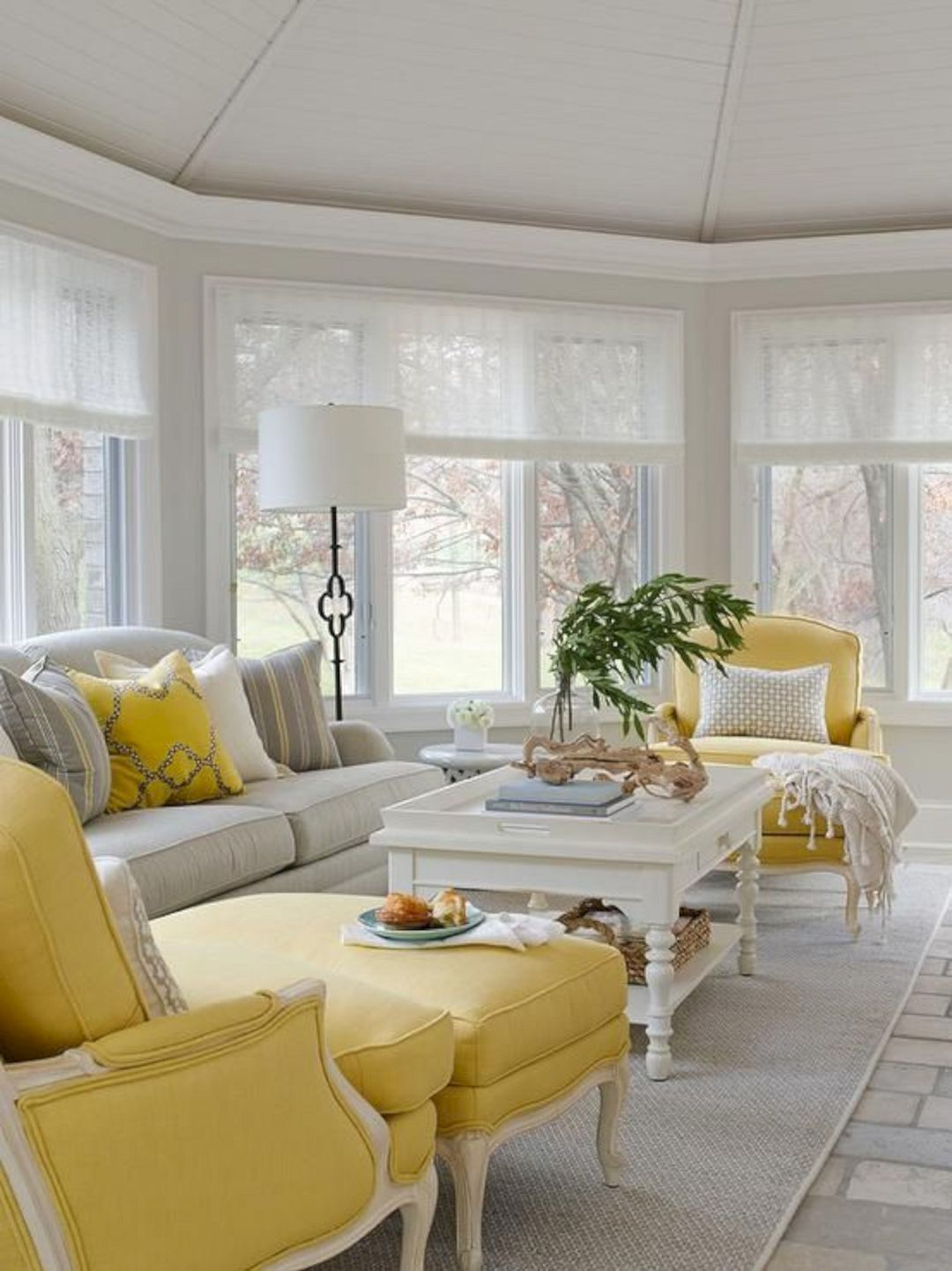 16 Furniture Ideas To Brighten Your Sunroom Sunroom