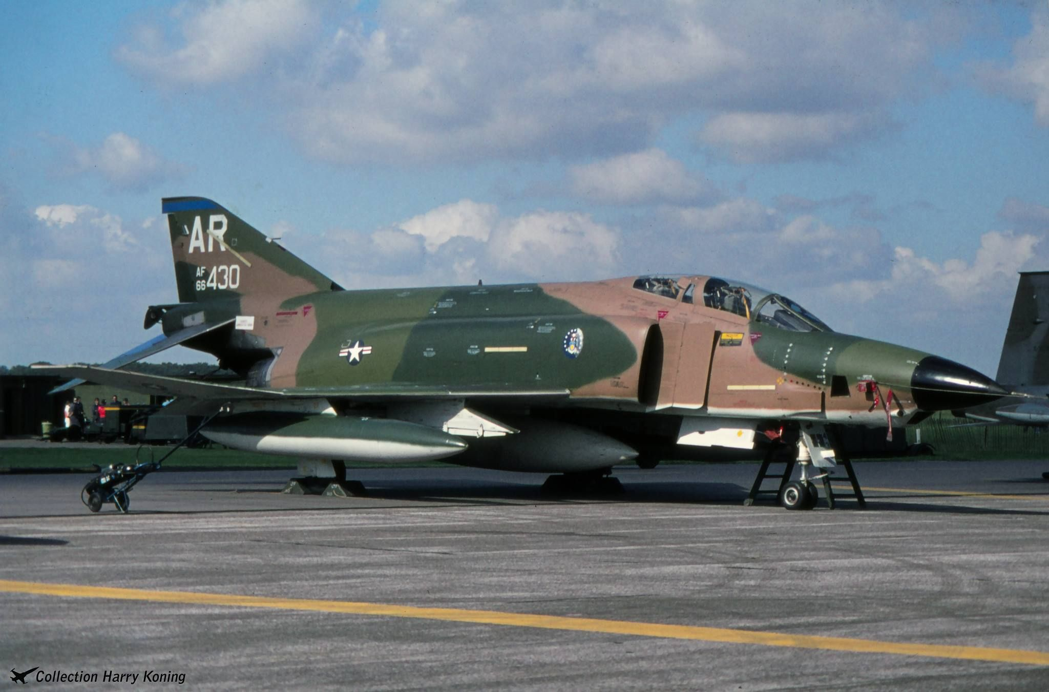 RF-4C AR 66-430 / collection Harry Koning | F-4 Phantom II