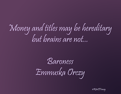 A Book To Read And Love The Scarlet Pimpernel Baroness Emmuska Orczy Summary And Review The Scarlet Pimpernel Money Quotes Fandom Quotes