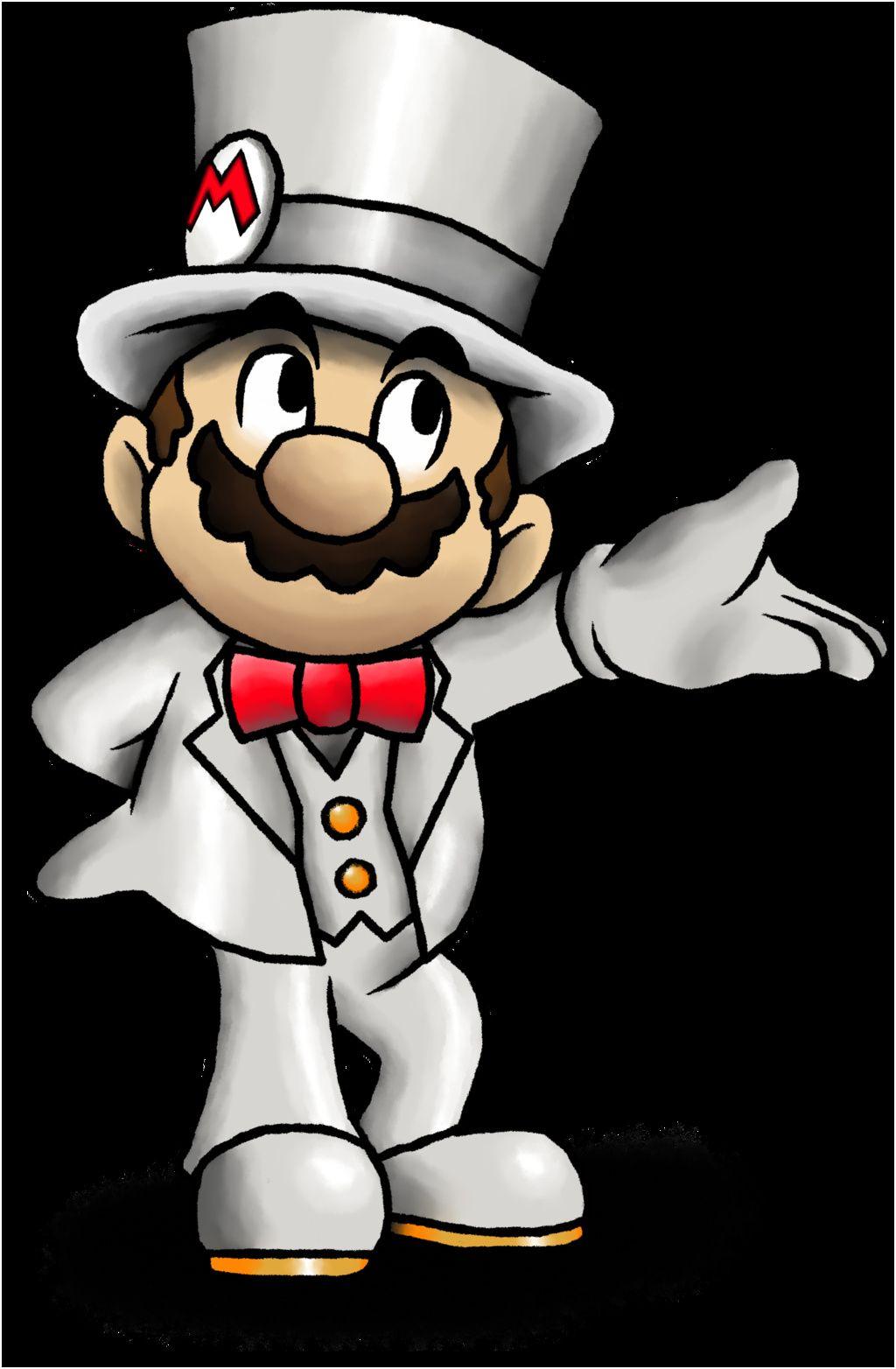 Dapper Mario Odyssey ColoriageSuper Livre coloriage