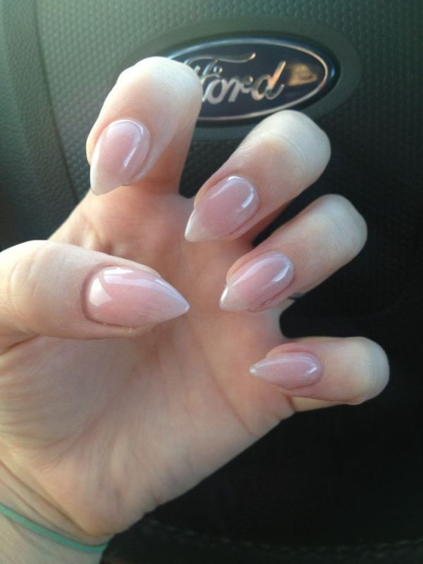 16 Lovely Nail Polish Trends For Spring Summer 2020 Pouted Com Pointed Nails Claw Nails Nails 2020 Trends Coffin
