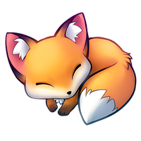 Fox By Kikariz D31ndwuc200 200x200 Pixels Baby FoxesAnime