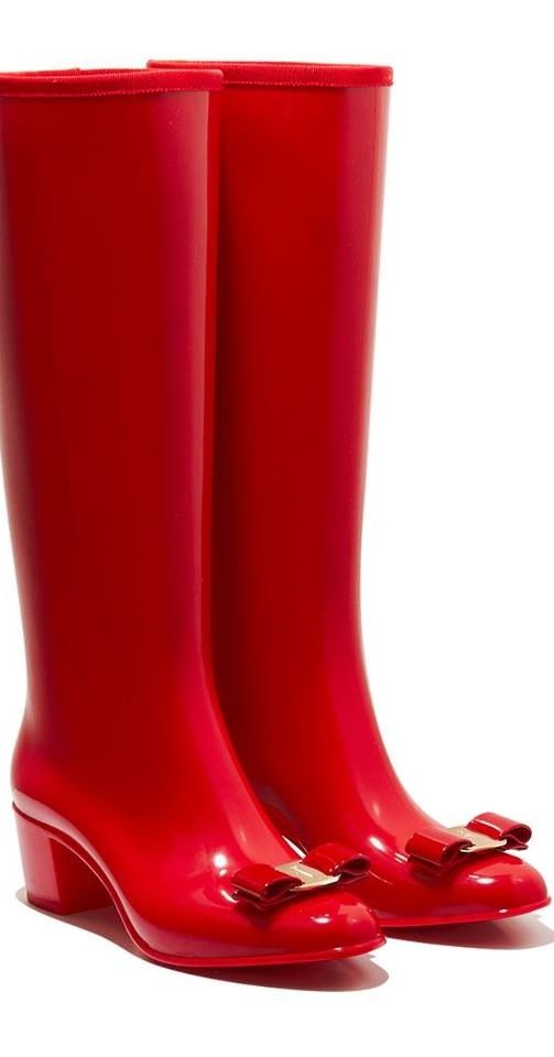 785f71259974 This what they look like until that first puddle!  ) Wedge Boots