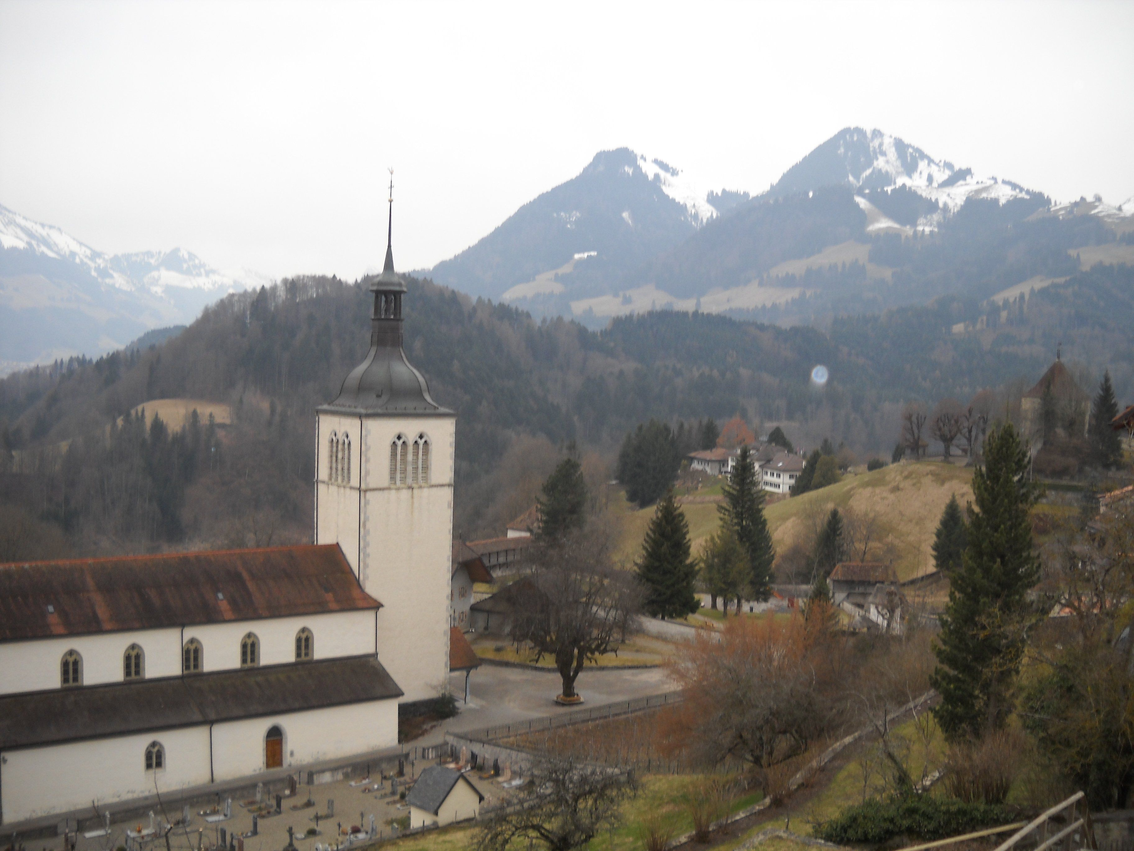 Bulle switzerland