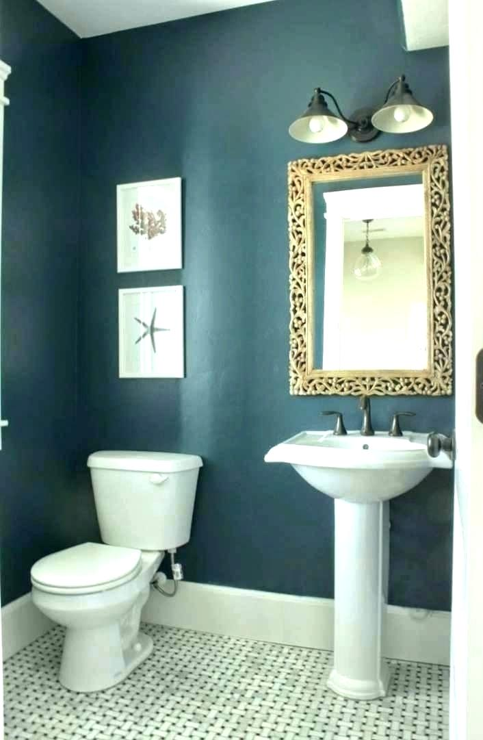 Best Powder Room Colors Paint In My Powder Room Color Ideas In 2020 Powder Room Paint Colors Small Bathroom Colors Simple Bathroom Renovation
